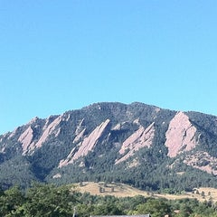 Photo taken at University of Colorado Boulder by David E. on 9/16/2011