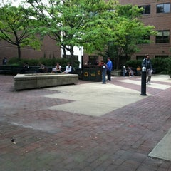Photo taken at T. Edward Temple Building - VCU by Allie W. on 9/20/2011