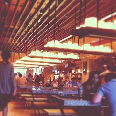 Photo taken at Food Republic (ฟู้ด รีพับลิค) by Tatiya L. on 3/16/2012
