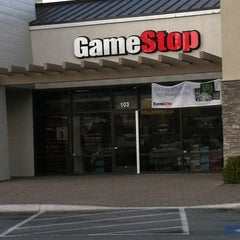 Photo taken at GameStop by Carrie A. on 1/6/2012