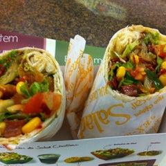 Photo taken at Salad Creations by Jupira S. on 7/2/2012