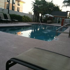 Photo taken at Fairfield Inn Pool by Mickey H. on 10/10/2011