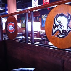 Photo taken at Cage aux Sports by Luc B. on 2/26/2011