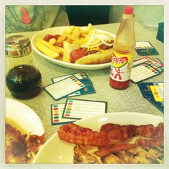 Photo taken at Majestic Diner by Evan D. on 8/24/2012