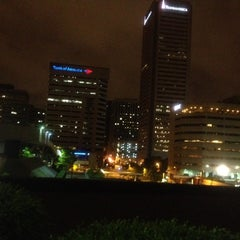 Photo taken at Sheraton Inner Harbor Hotel by Tim M. on 4/23/2012