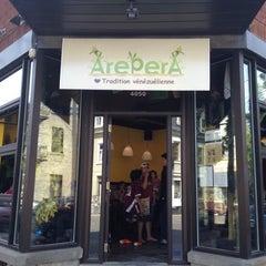 Photo taken at Arepera by Jorge Luis on 5/19/2012