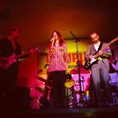 Photo taken at Verdi Club by Ramsey A. on 7/28/2012