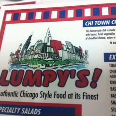 Photo taken at Lumpys Old Chicago Style Eatry by Derek O. on 8/4/2012