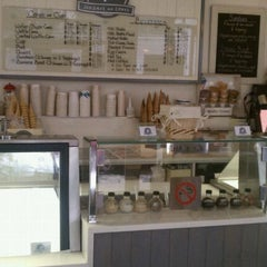 Photo taken at Sundaes and Cones by Ian K. on 9/24/2011