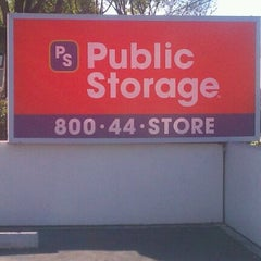 Photo taken at Public Storage by Kevin P. on 1/7/2012