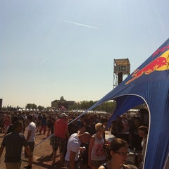Photo taken at Red Bull Flugtag by Attila W. on 5/28/2012