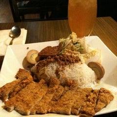 Photo taken at Verde Tea Cafe by Bkwm J. on 1/5/2011