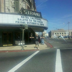 Photo taken at Strand Theatre by Steve P. on 10/14/2011