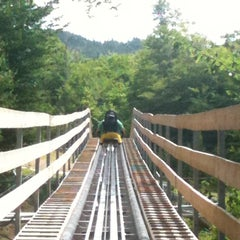 Photo taken at Cranmore Mountain Resort by biz on 7/27/2011