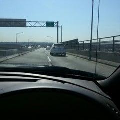 Photo taken at Queensborough Bridge by BeA K. on 8/16/2012