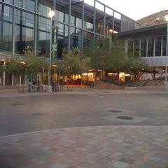 Photo taken at Tempe Transportation Center by Ellen Streiff on 5/12/2011