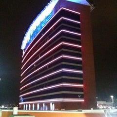Photo taken at MotorCity Casino Hotel by m M. on 9/20/2011