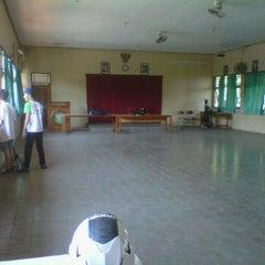 Photo taken at SMAN 7 Surakarta by yurike suci r. on 6/16/2012