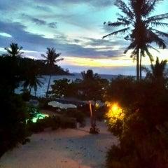 Photo taken at Haadlad Prestige Resort And Spa Koh Phangan by Adriano D. on 9/8/2011