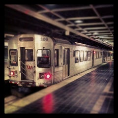 Photo taken at RTA Tower City - Public Square Rapid Station by Curtis H. on 5/19/2012