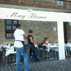 Photo taken at May Flower by Elena R. on 8/3/2012