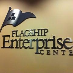 Photo taken at Flagship Enterprise Center by Luke R. on 8/22/2011
