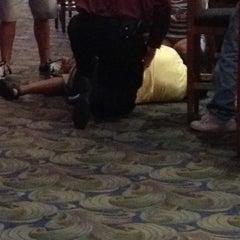 Photo taken at Las Vegas Club Hotel & Casino by Justin W. on 8/25/2012
