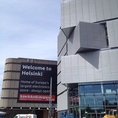 Photo taken at Verkkokauppa.com by Jari S. on 5/28/2012