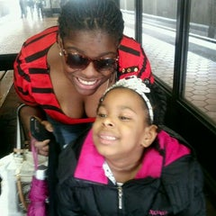 Photo taken at Southern Avenue Metro Station by Honey on 3/24/2012