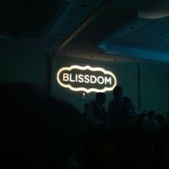 Photo taken at Blissdom by Britton E. on 2/24/2012