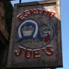 Photo taken at Eskimo Joe's by Christopher E. on 3/5/2012