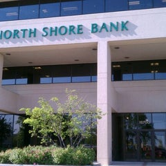 Photo taken at North Shore Bank - Brookfield Square by Mary Jane S. on 5/16/2012