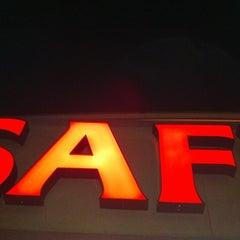 Photo taken at Safeway by David S. on 2/24/2012