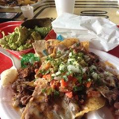 Photo taken at Nachomama's Tex-Mex by Benjamin on 8/3/2012