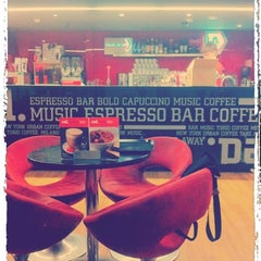 Photo taken at Red. Espresso Bar by 👑 on 2/26/2012