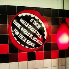 Photo taken at Jimmy John's by Tomik D. on 7/23/2012