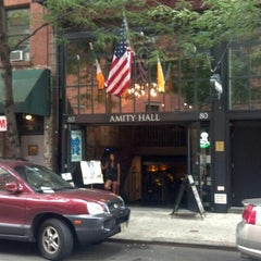 Photo taken at Amity Hall by Steve B. on 7/13/2012
