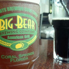 Photo taken at Big Bear Brewing Co. by Rich B. on 3/11/2012