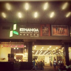 Photo taken at Kenanga Wholesale City by Andy C. on 5/11/2012