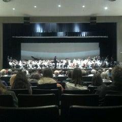 Photo taken at Saguaro High School by Dallas B. on 2/3/2012