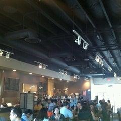 Photo taken at Bachi Burger by Cory P. on 8/3/2012