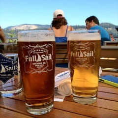 Photo taken at Full Sail Brewing Co. by Angie on 9/3/2012
