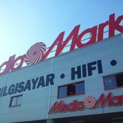 Photo taken at Media Markt by Ömer F. on 7/3/2012