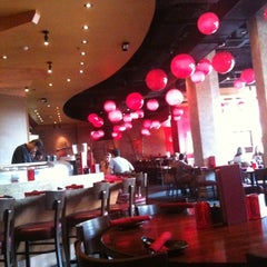 Photo taken at RA Sushi by Kam K. on 6/10/2012