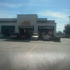 Photo taken at NW Washateria by Jeremy L. on 9/9/2012