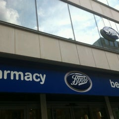 Photo taken at Boots by Ryo on 8/18/2012