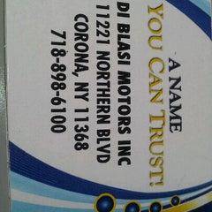 Photo taken at Di Blasi Ford by Kat L. on 2/23/2012