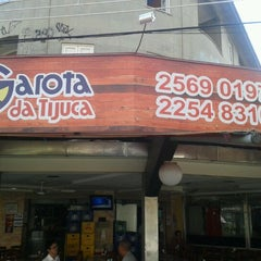 Photo taken at Garota da Tijuca by Antonio C. on 5/28/2012