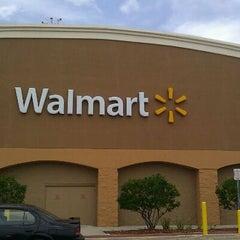 Photo taken at Walmart Supercenter by Adriana M. on 4/29/2012