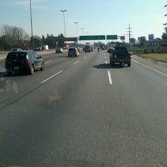 Photo taken at Autopista Ingeniero Pascual Palazzo (Autopista Ruta Panamericana) by Gonx on 8/10/2012